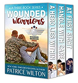 Wounded Warriors (Boxed Set)