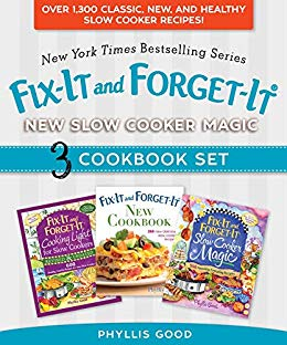 Fix-It and Forget-It (Boxed Set)
