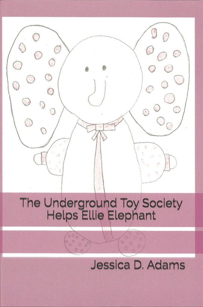 The Underground Toy Society Helps Ellie Elephant