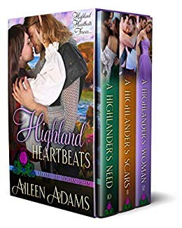 Highland Heartbeats (Boxed Set)