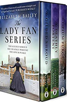 The Lady Fan Series (Boxed Set, Books 1 – 3)