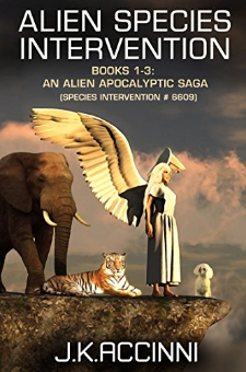 Alien Species Intervention (Books 1 – 3)