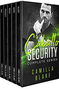 Caballo Security (Boxed Set, Complete Series)