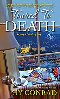 Toured to Death (An Amy's Travel Mystery, Book 1)