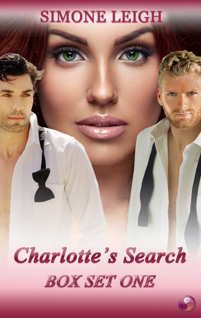 Charlotte's Search (Boxed Set)