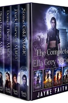 The Complete Ella Grey Series (Boxed Set)