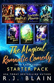 The Magical Romantic Comedy