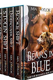 Bears in Blue (Boxed Set)