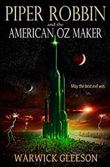Piper Robbin and the American Oz Maker