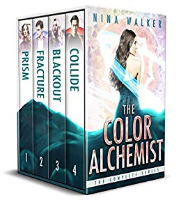 The Color Alchemist (Complete Series)