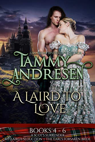 A Laird to Love (Books 4 – 6)