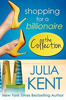 Shopping for a Billionaire (Boxed Set, Parts 1-5)