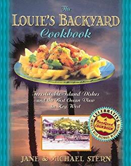 Louie's Backyard Cookbook