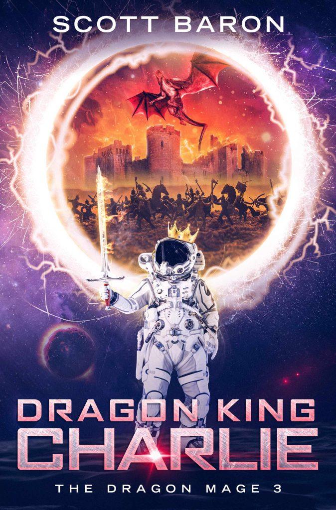 Dragon King Charlie: The Dragon Mage 3
