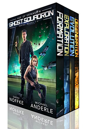 Ghost Squadron (Boxed Set)