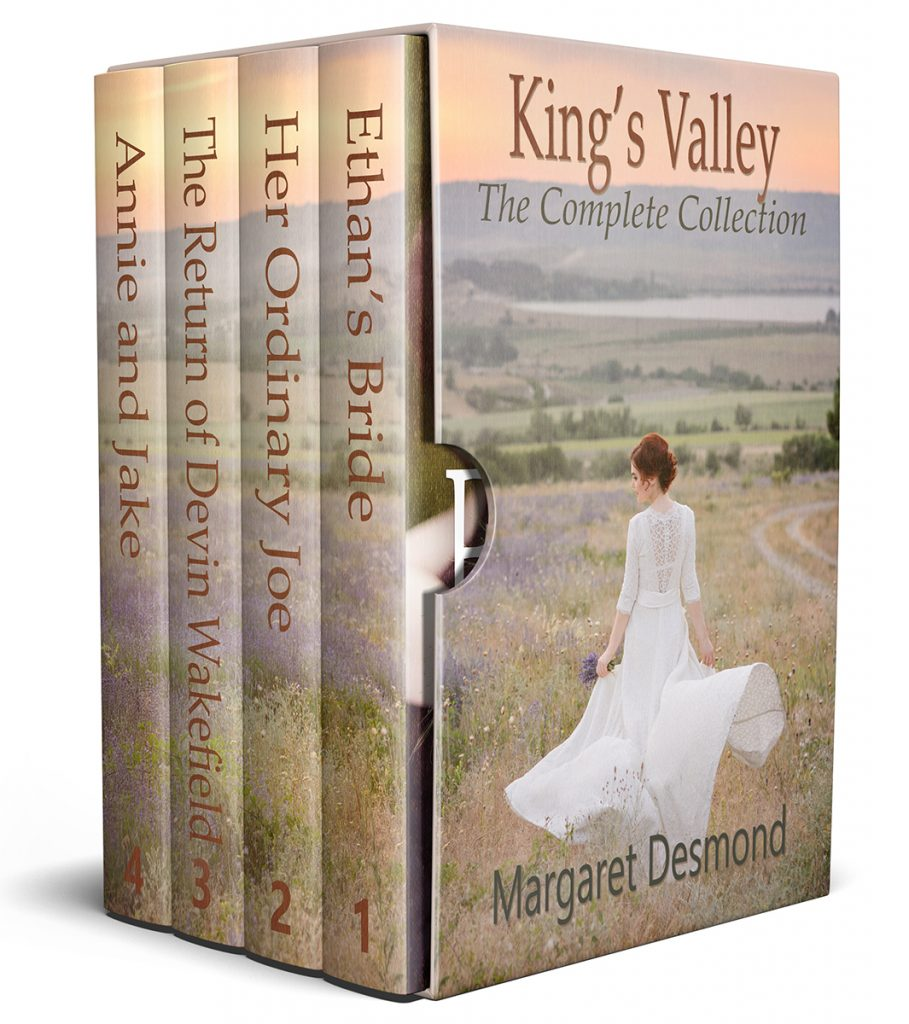 King's Valley (The Complete Collection)