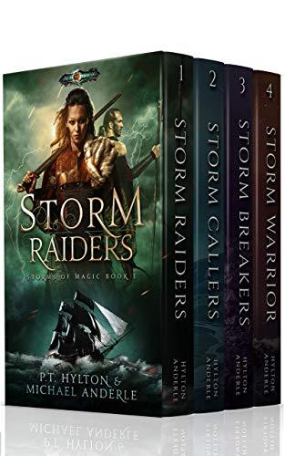 Storms Of Magic (Boxed Set)