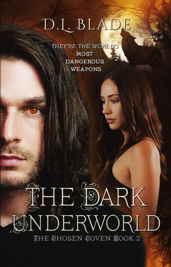 The Dark Awakening (The Chosen Coven Book 2)