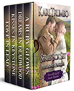 Seven Brides of South Dakota (Boxed Set)