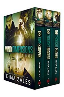 Mind Dimensions (Books 0, 1, & 2)