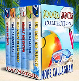 Summer Sleuths Collection (Boxed Set)
