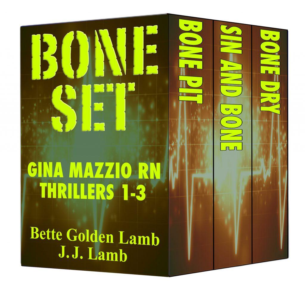 Bone Set (Boxed Set, Books 1 – 3)