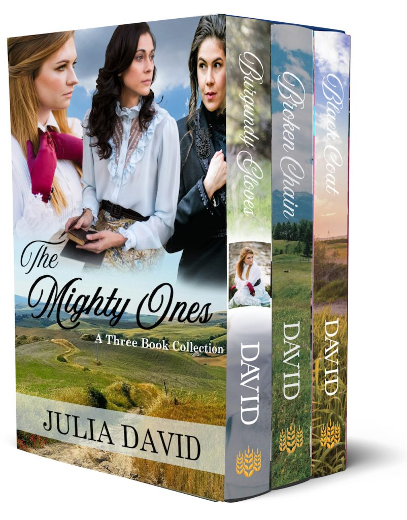 Mighty Ones (Boxed Set)