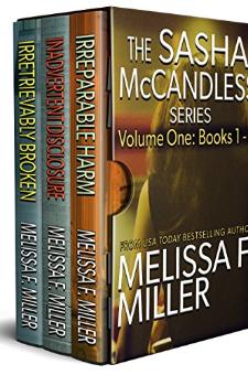 The Sasha Mccandless Series (Boxed Set, Books 1-3)