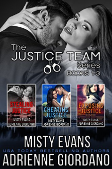 The Justice Team  (Boxed Set)