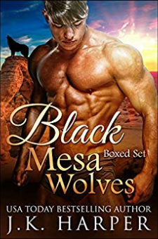 Black Mesa Wolves (Boxed Set)
