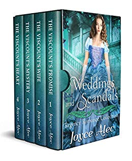 Weddings and Scandals (Boxed Set)