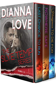The Slye Temp Series (Boxed Set, Books 1-3)