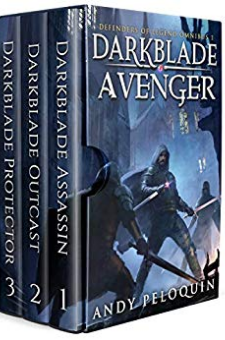 Darkblade Avenger (Boxed Set, Book 1 – 3)