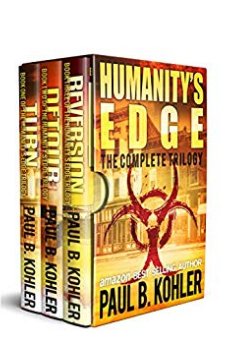 Humanity's Edge (The Complete Trilogy)