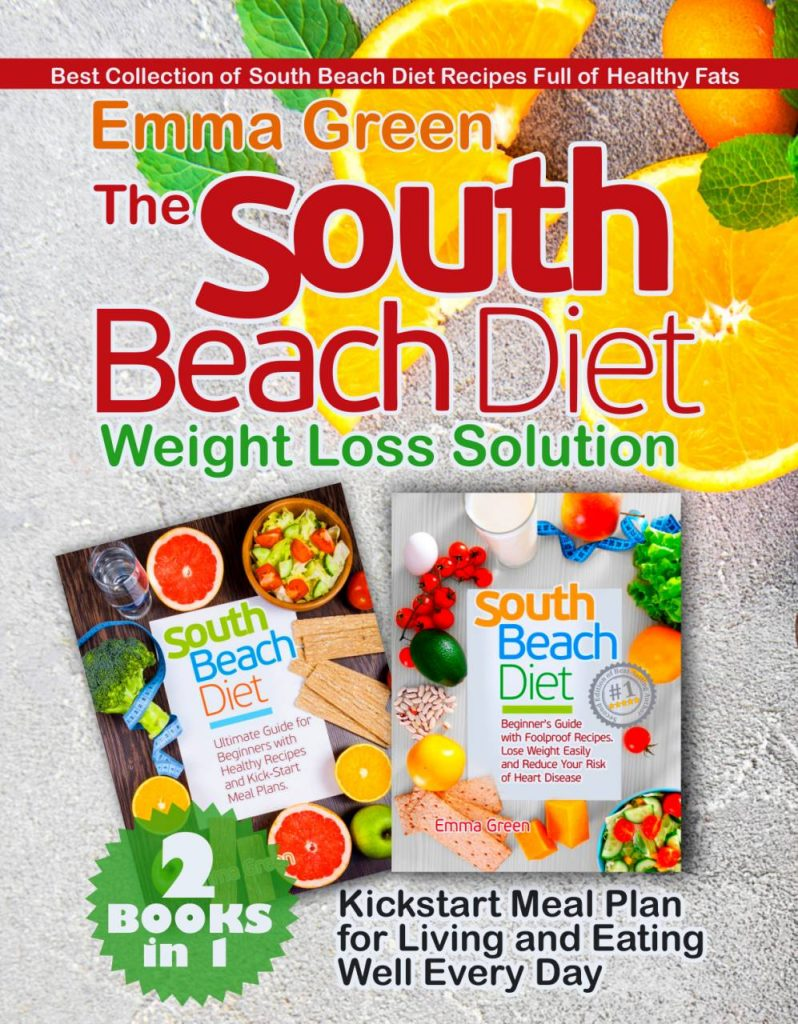 The South Beach Diet Weight Loss Solution (Books 1 – 2)