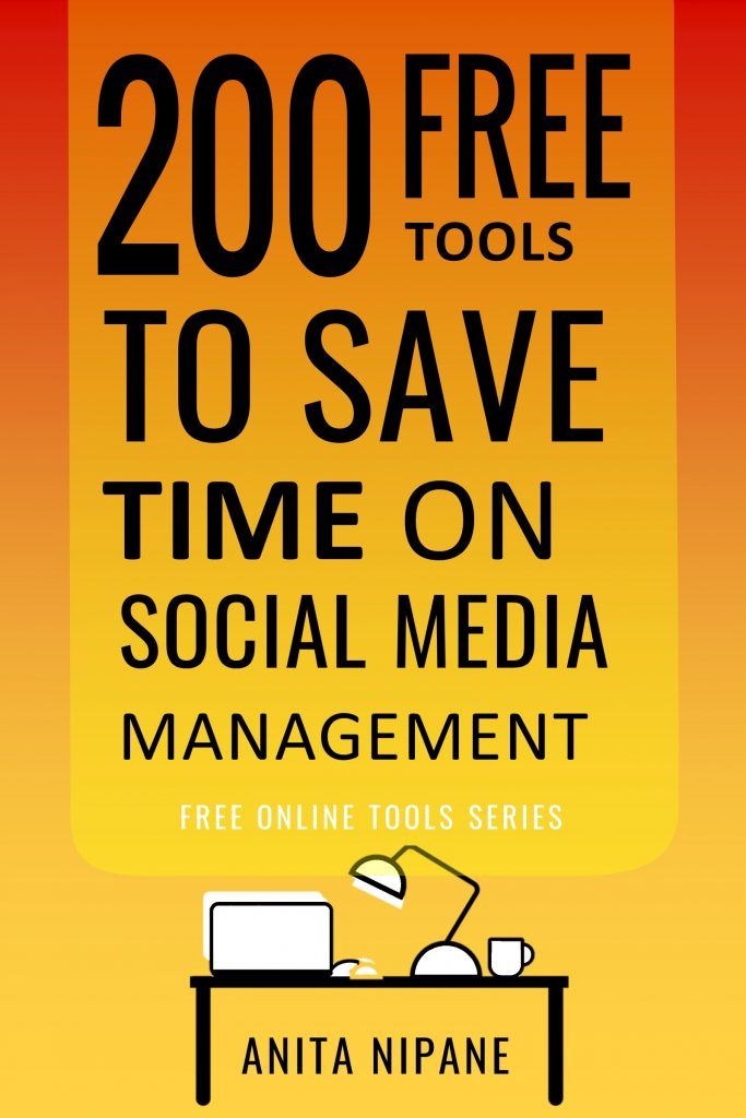 200 Free Tools to Save Time on Social Media Managing
