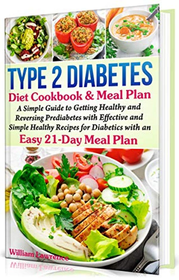 Type 2 Diabetes Diet Cookbook & Meal Plan