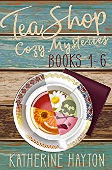 Tea Shop Cozy Mysteries (Books 1-6)