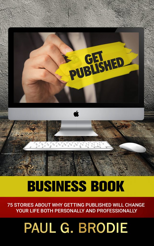 Get Published Business Book
