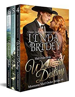 Montana Mail Order Bride (Boxed Set, Books 4 – 6)