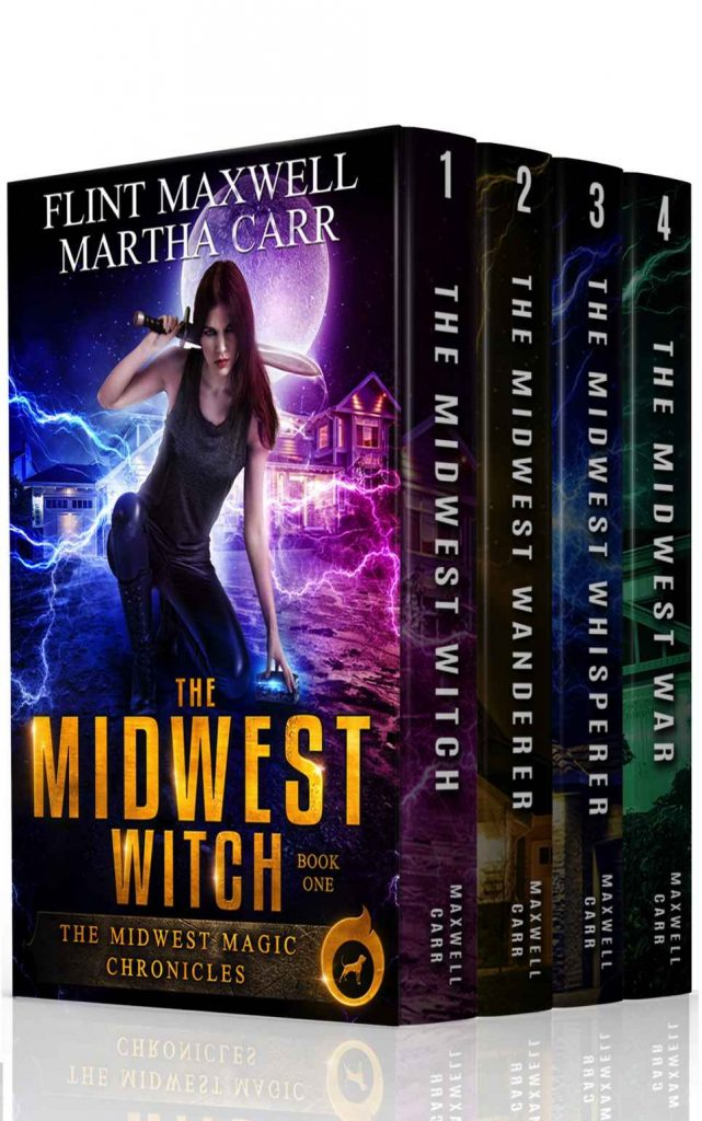 The Midwest Magic Chronicles Boxed Set