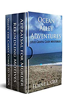 Ocean Alley Adventures (Boxed Set, Books 1 – 3)