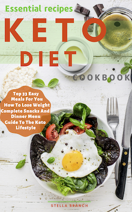 Essential Recipes Keto Diet Cookbook