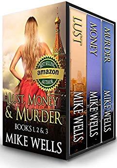 Lust, Money & Murder (Boxed Set, Books 1-3)