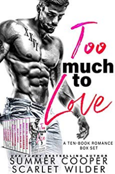 Too Much to Love (Boxed Set, Books 1 – 10)