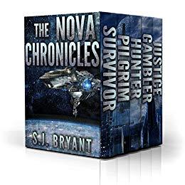 The Nova Chronicles (Books 1-5)