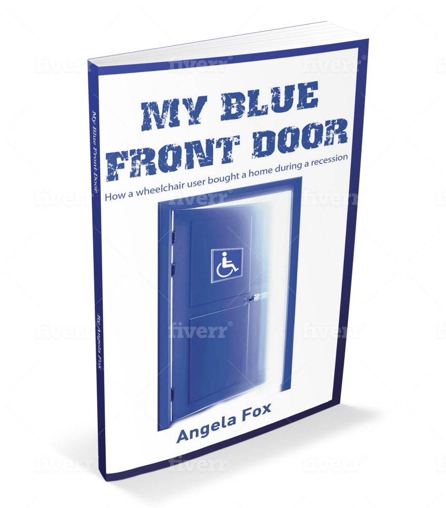 My Blue Front Door