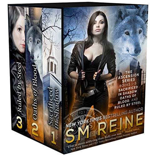 The Ascension Series (Boxed Set, Books 1-3)