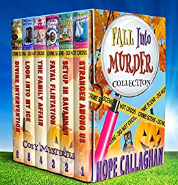 Fall Into Murder (Boxed Set)