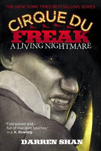 Cirque Du Freak – A Living Nightmare